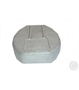 Klin hlinikový - oválny (510g)
