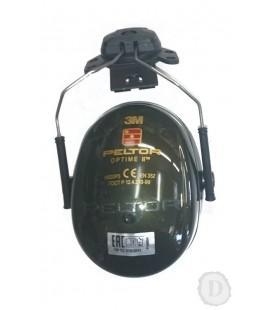 Slúchadla - náhrada do PELTOR prilby, PELTOR OPTIME II