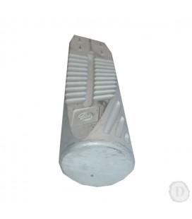 Klin hlinikový - točený (1000g), 220mm