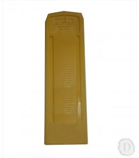 Klin plastový - žĺtý (300g), 230mm
