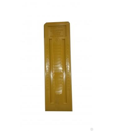 Klin plastový - žĺtý (400g), 240mm