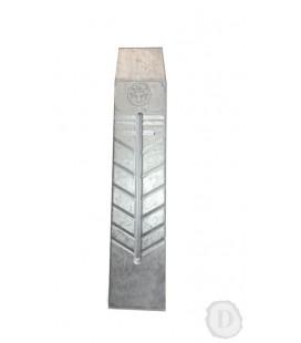 Klin hlinikový - štiepaci (850g), 260mm