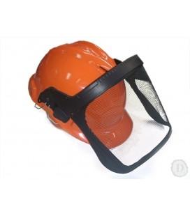 Drôtený ochranný štít bez slúchadiel
