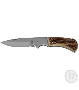Poľovnícky nôž - zatvárací s poistkou - MIKOV