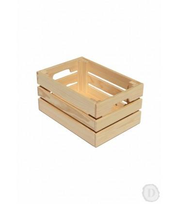 DREVENÝ BOX - B3